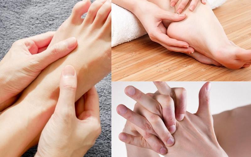 Bệnh tê tay chân và cách điều trị