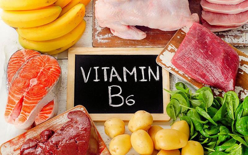 đau thần kinh toạ nên ăn các chất bổ sung vitamin b6