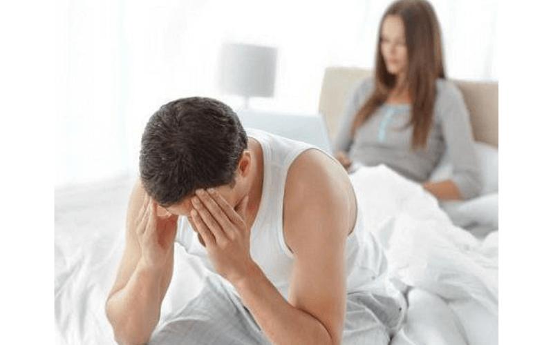 rối loạn cương dương, dấu hiệu và cách điều trị