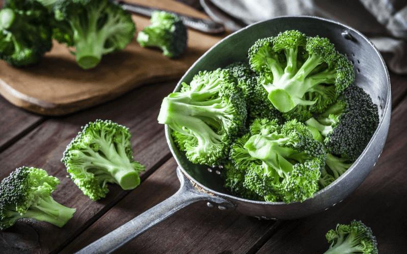 bông cải xanh giúp tăng kích thước dương vật