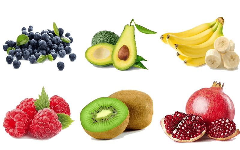 các loại trái cây giúp tăng vòng 1 hiệu quả