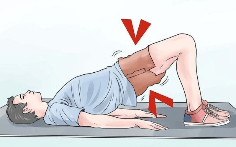 cách chữa xuất tinh sớm bằng bài tập kegel