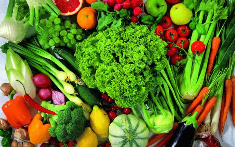 rau củ quả xanh tăng vòng 1