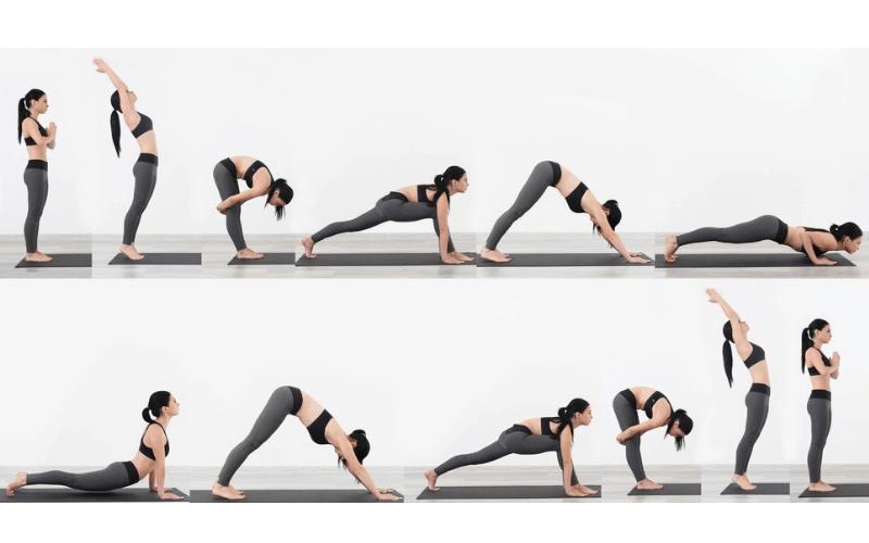 cách tăng kích thước vòng 1 bằng bài tập yoga